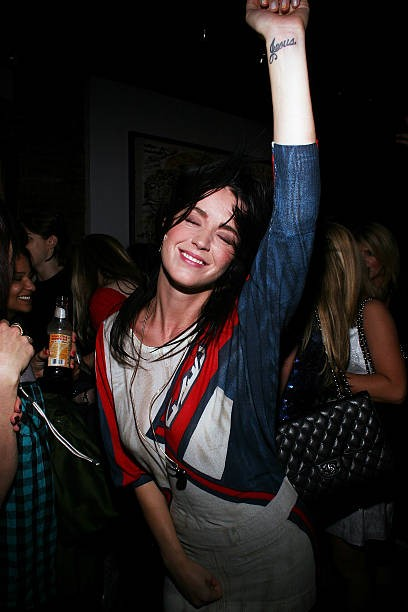Katy Perry Guest DJ's At Gallery Bar 002