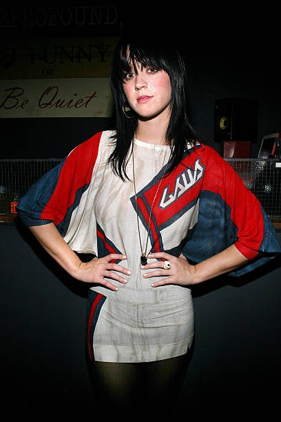 Katy Perry Guest DJ's At Gallery Bar 003