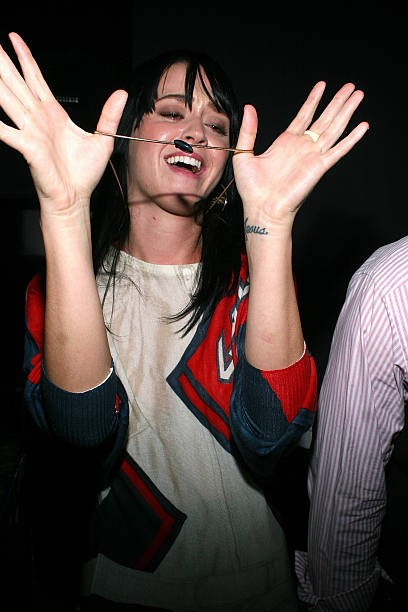 Katy Perry Guest DJ's At Gallery Bar 004