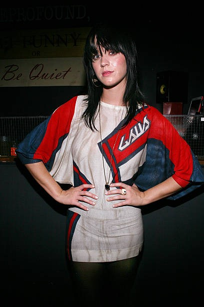Katy Perry Guest DJ's At Gallery Bar 008