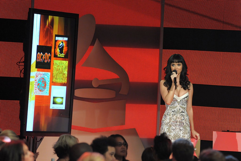 Katy Perry – The GRAMMY Nominations Concert Live 017