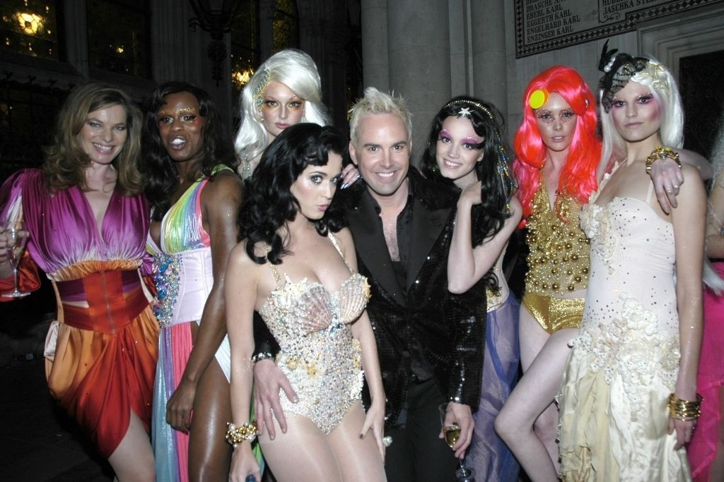 Official Opening Ceremony of LIFE BALL 2009 Backstage 011