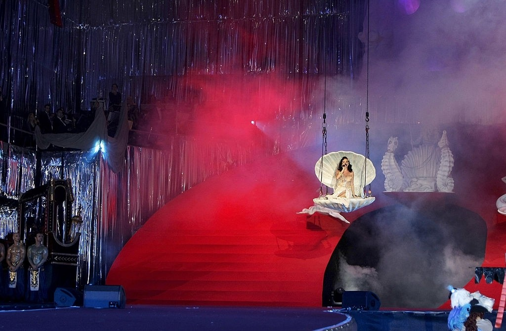 Official Opening Ceremony of LIFE BALL 2009 Performance 008