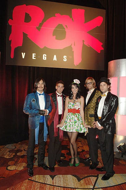 Opening Of 'ROC Las Vegas at New York' at the New York Hotel and Casino 034