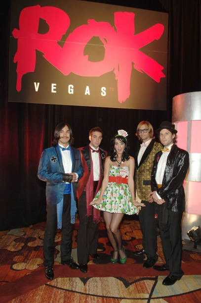 Opening Of 'ROC Las Vegas at New York' at the New York Hotel and Casino 035