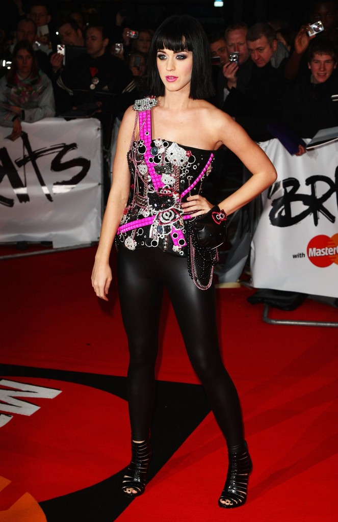 The Brit Awards Arrivals 012