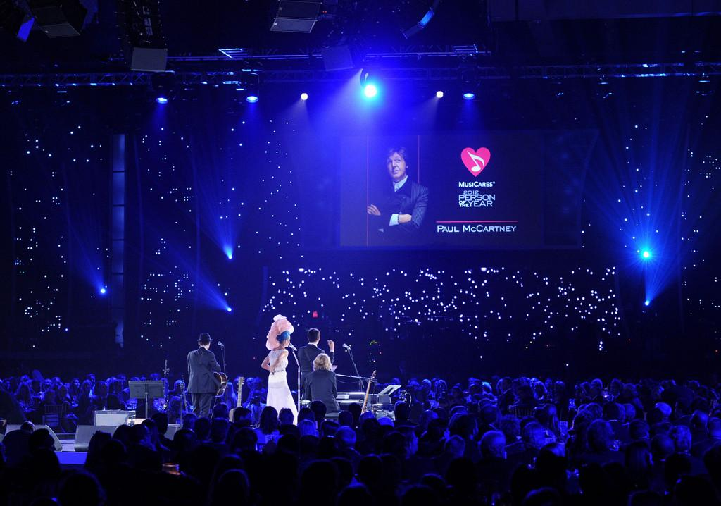 MusiCares Person Of The Year Tribute To Paul McCartney_100