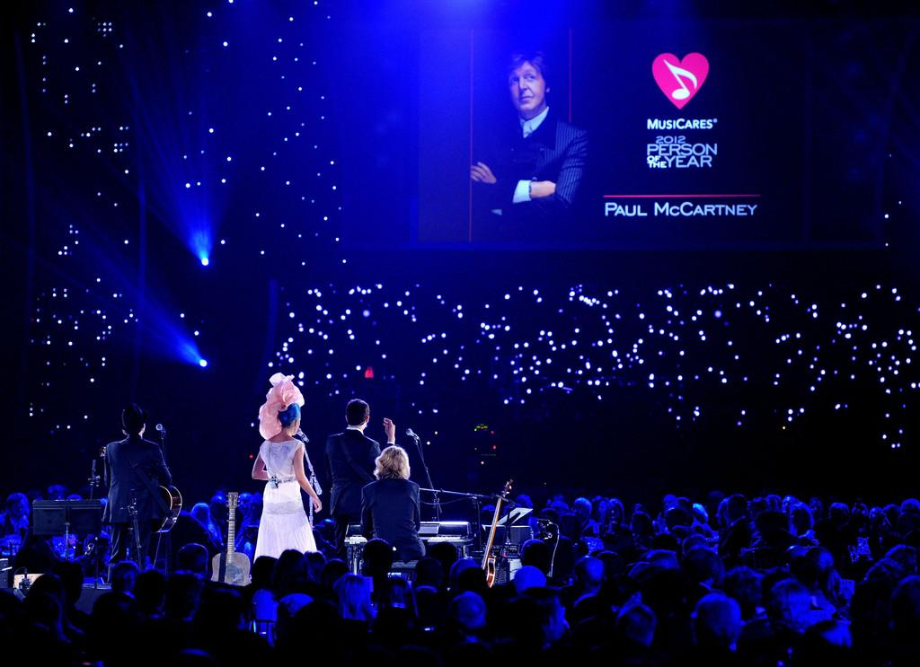 MusiCares Person Of The Year Tribute To Paul McCartney_121