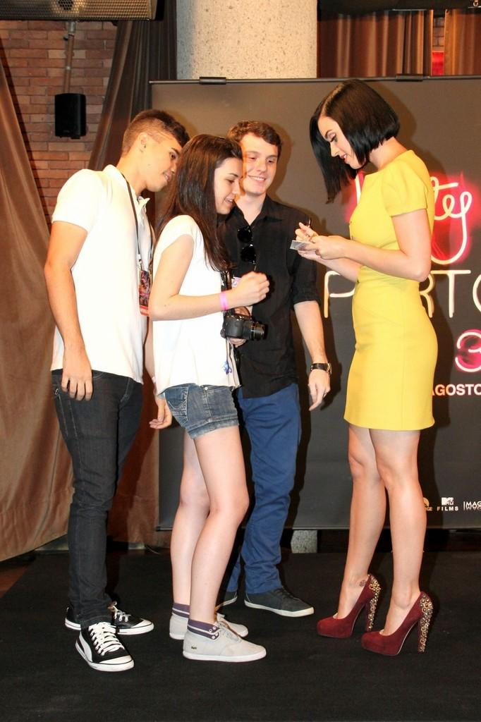 Part of Me Rio Photocall_024