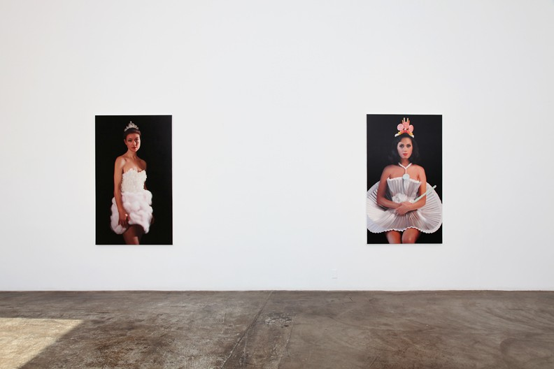 Will Cotton New Paintings at Michael Kohn Gallery_005