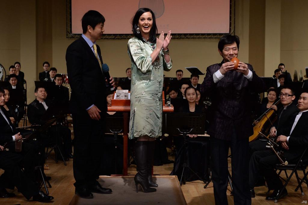 Central Chinese Orchestra at Chinese National Orchestra Concert Hall_002