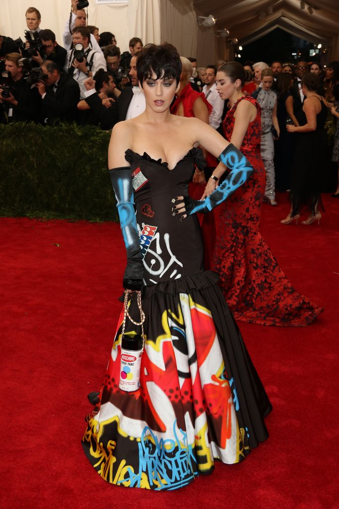 MET Gala 'China- Through The Looking Glass'_001