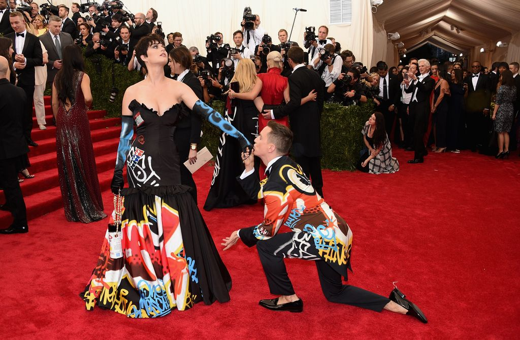 MET Gala 'China- Through The Looking Glass'_015