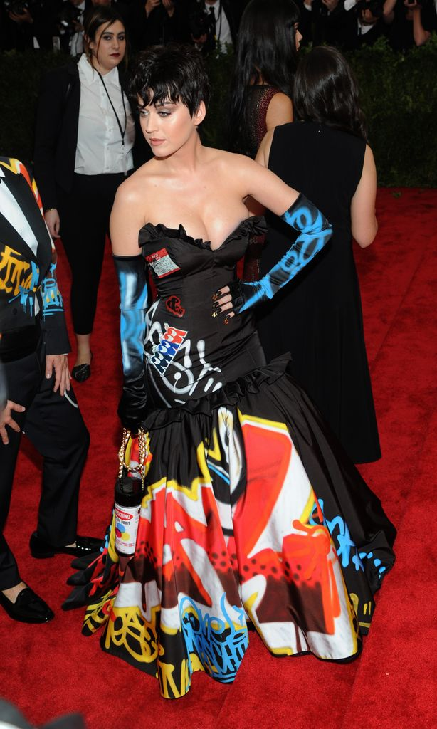 MET Gala 'China- Through The Looking Glass'_016