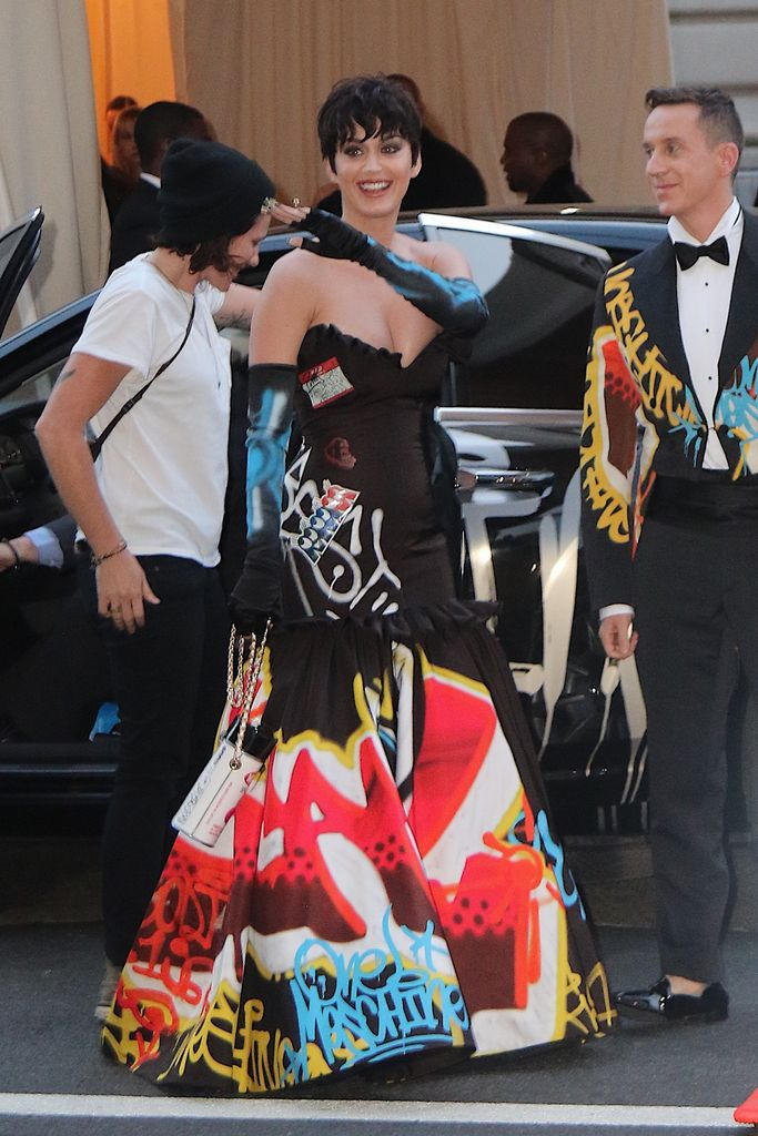 MET Gala 'China- Through The Looking Glass'_031