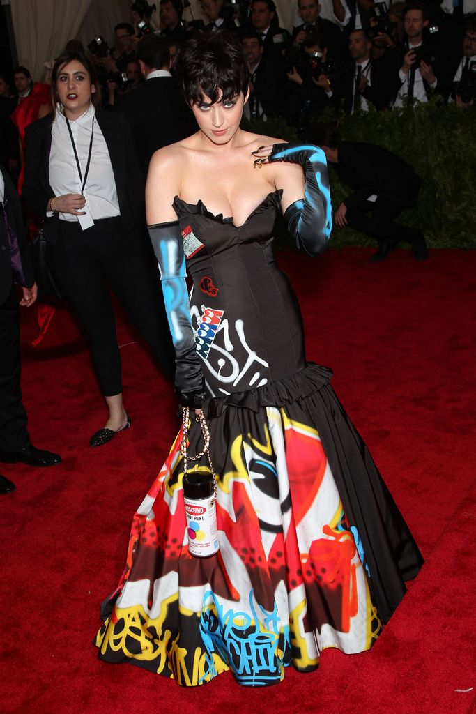 MET Gala 'China- Through The Looking Glass'_041
