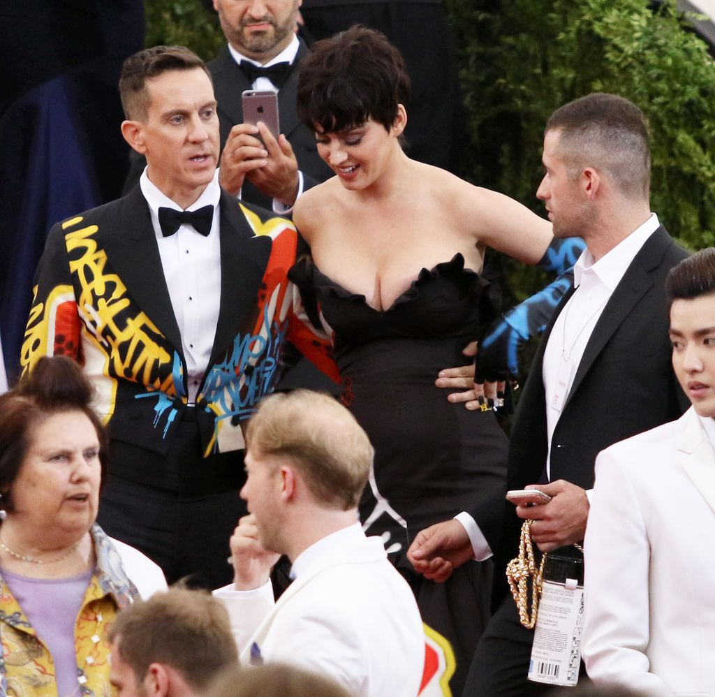 MET Gala 'China- Through The Looking Glass'_053