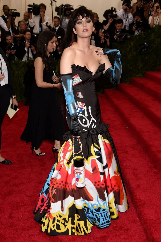 MET Gala 'China- Through The Looking Glass'_071