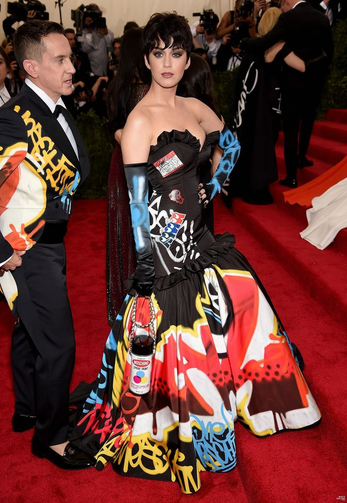 MET Gala 'China- Through The Looking Glass'_082