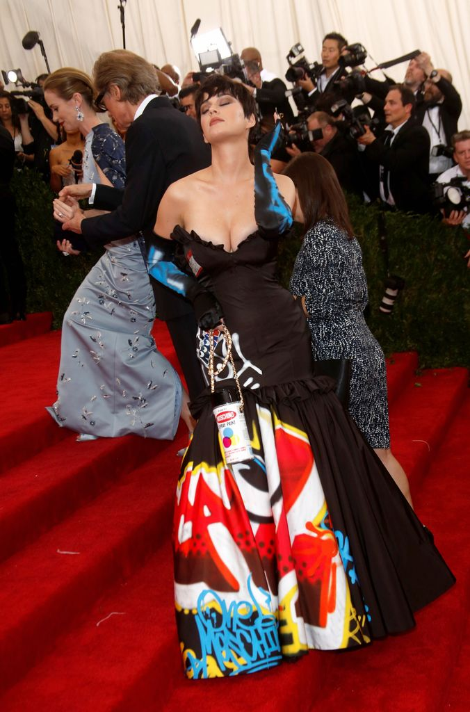 MET Gala 'China- Through The Looking Glass'_089