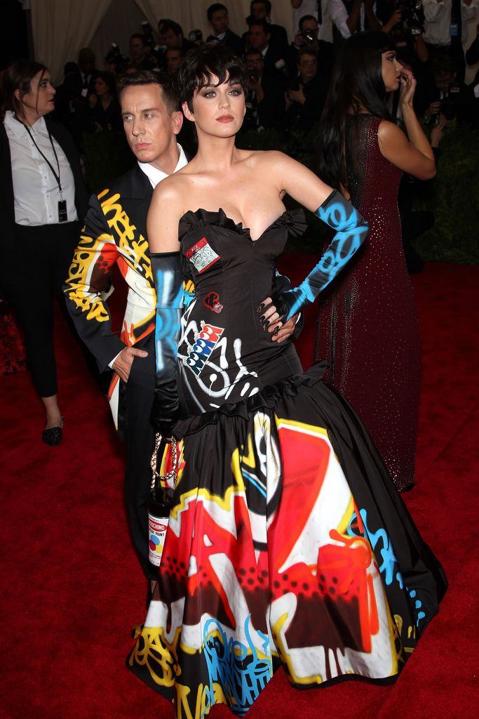 MET Gala 'China- Through The Looking Glass'_090