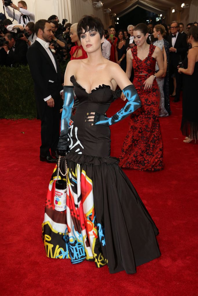 MET Gala 'China- Through The Looking Glass'_099