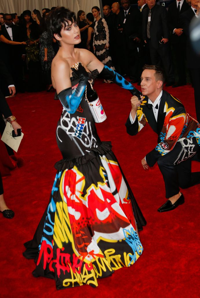 MET Gala 'China- Through The Looking Glass'_108