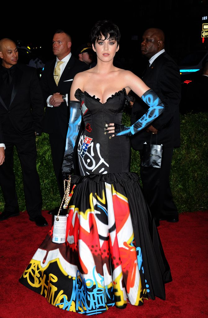 MET Gala 'China- Through The Looking Glass'_109