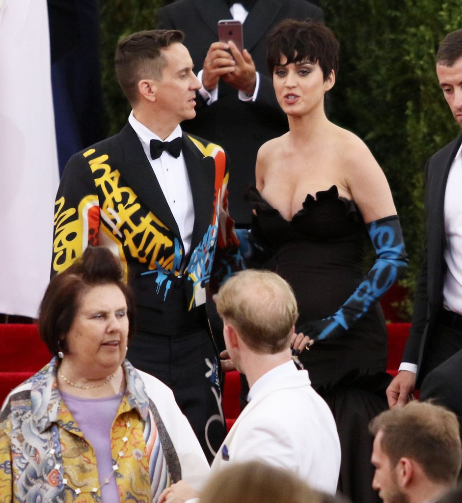 MET Gala 'China- Through The Looking Glass'_125