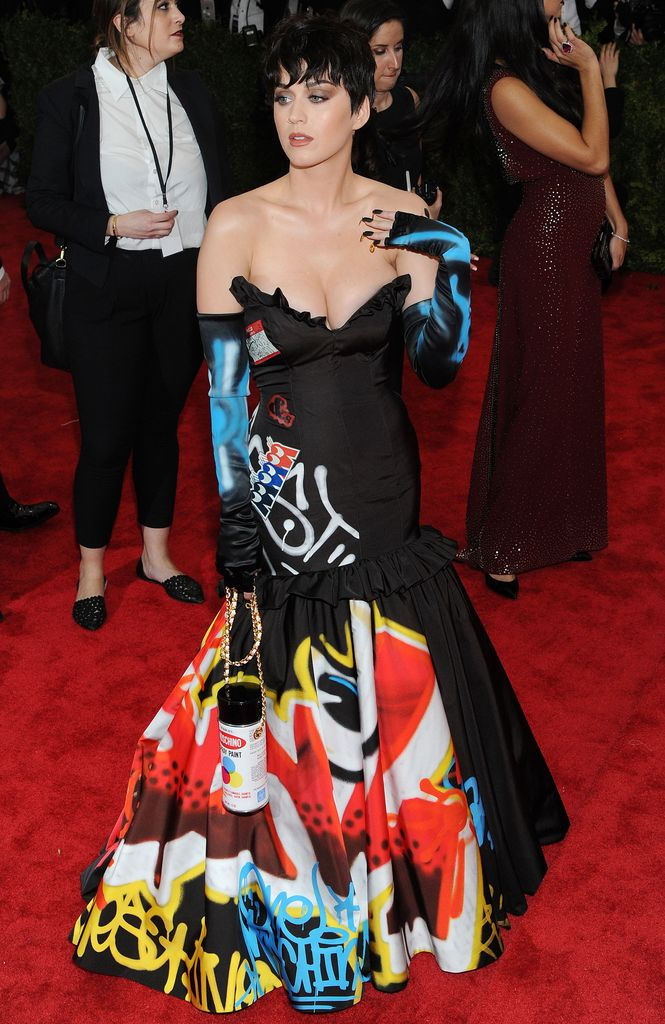 MET Gala 'China- Through The Looking Glass'_127