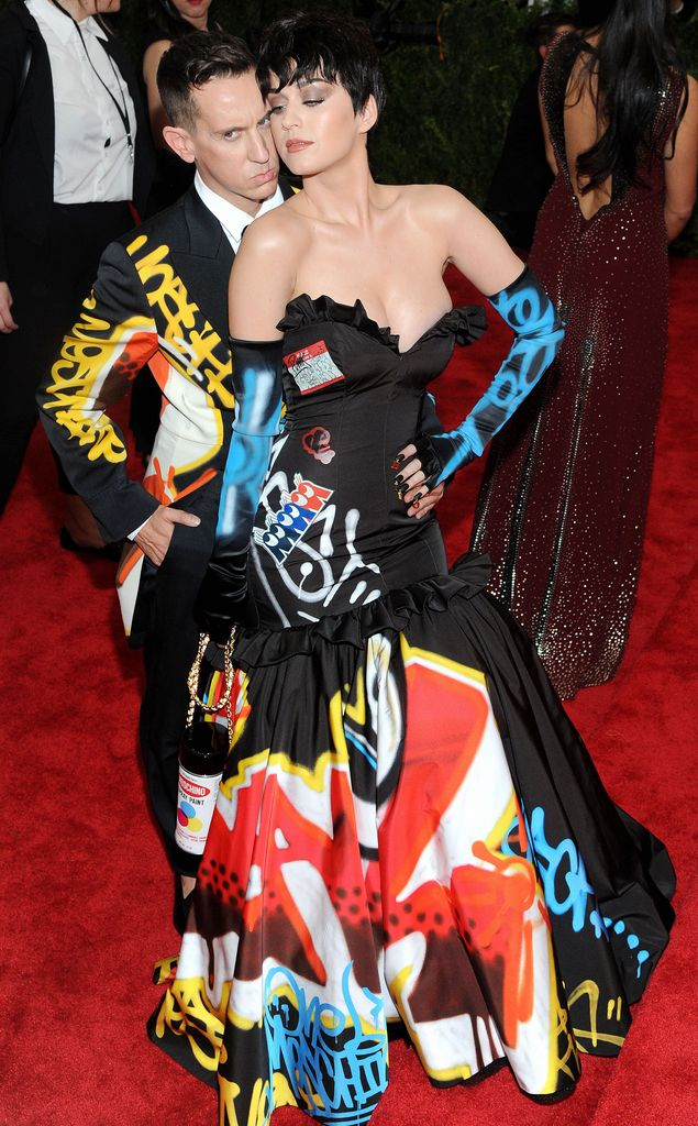 MET Gala 'China- Through The Looking Glass'_143