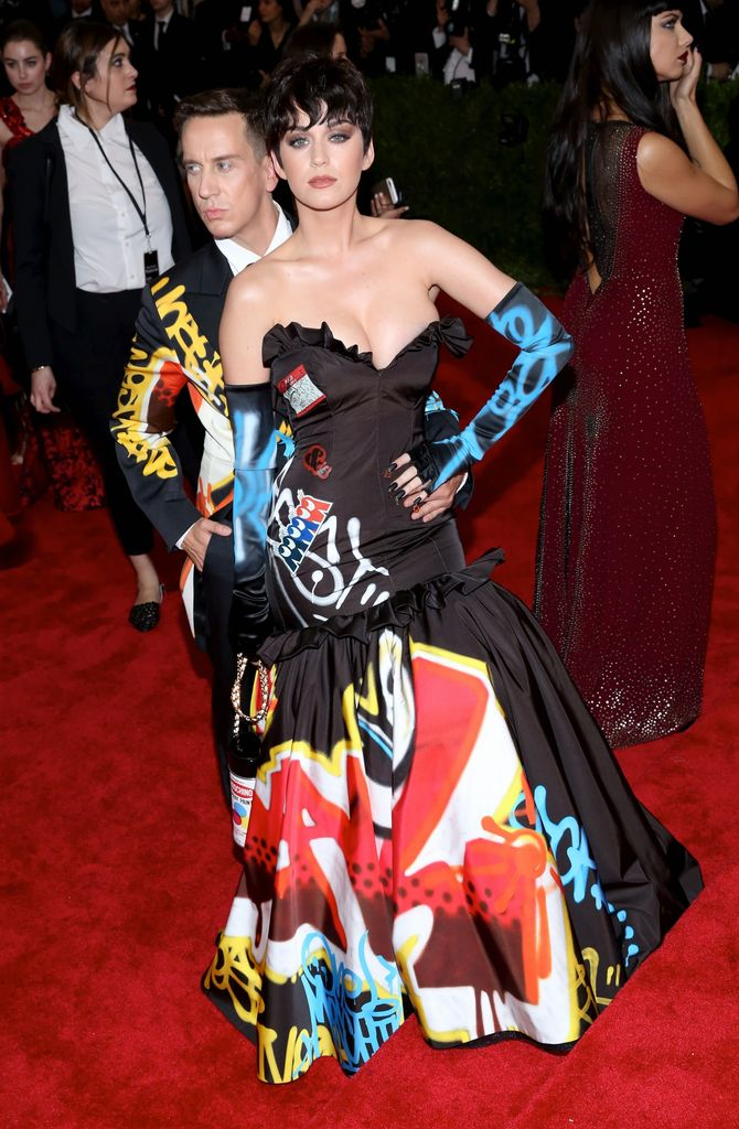 MET Gala 'China- Through The Looking Glass'_146