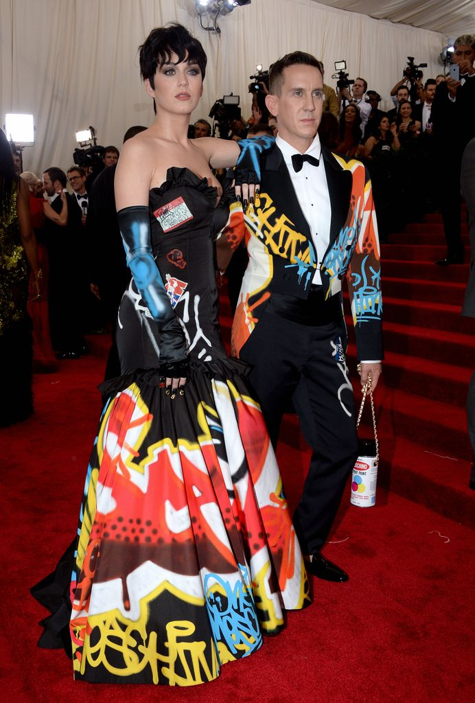 MET Gala 'China- Through The Looking Glass'_147