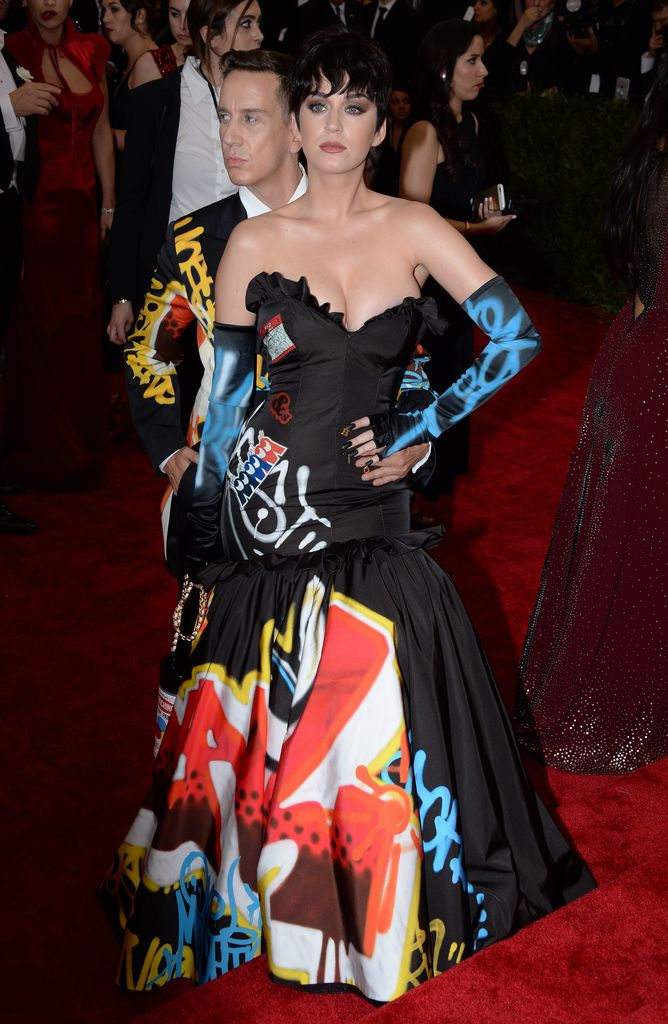 MET Gala 'China- Through The Looking Glass'_149