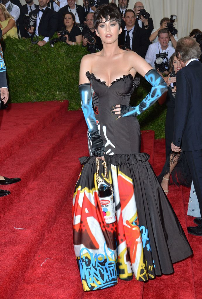 MET Gala 'China- Through The Looking Glass'_152