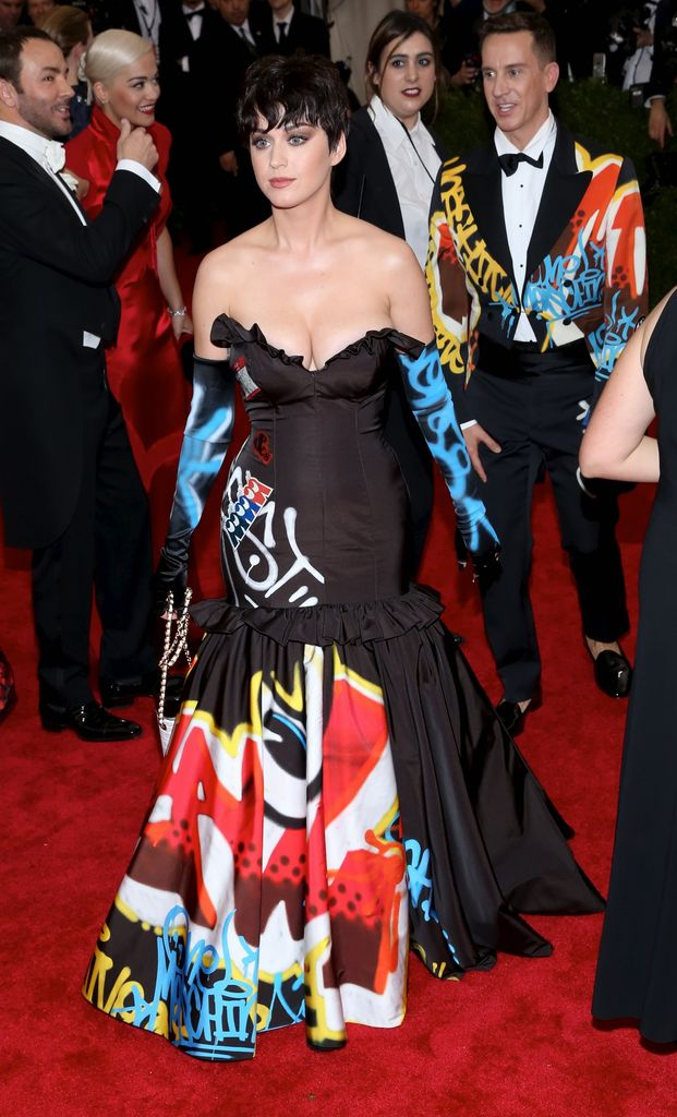 MET Gala 'China- Through The Looking Glass'_154
