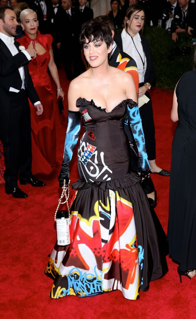 MET Gala 'China- Through The Looking Glass'_156