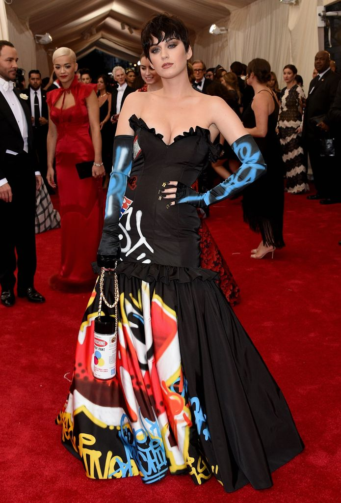 MET Gala 'China- Through The Looking Glass'_158