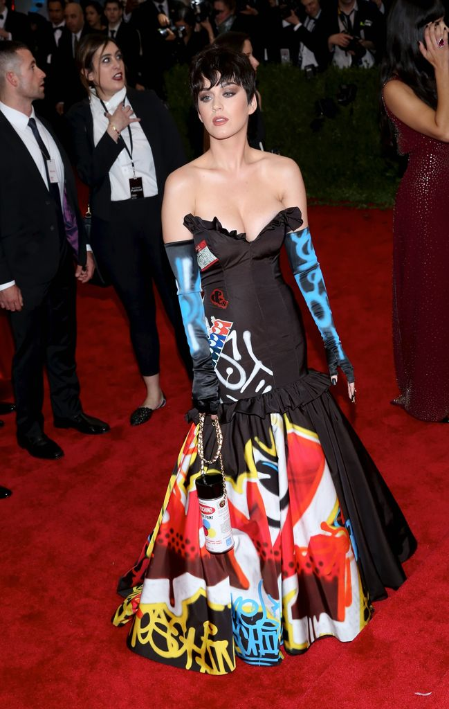 MET Gala 'China- Through The Looking Glass'_159