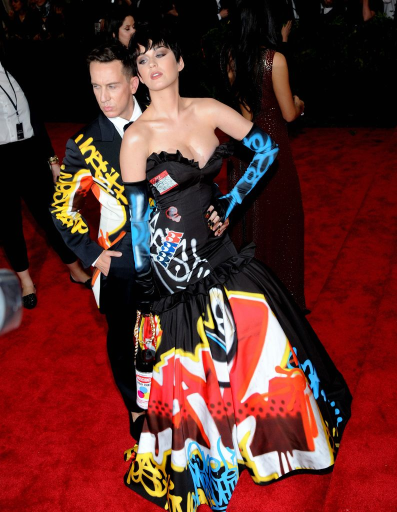 MET Gala 'China- Through The Looking Glass'_165