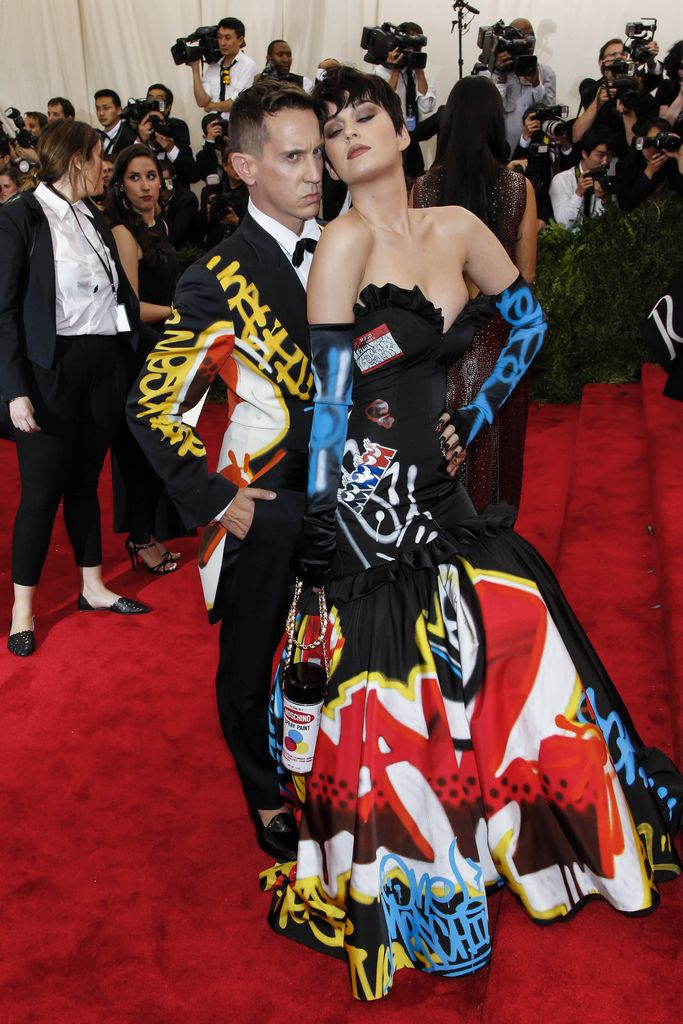 MET Gala 'China- Through The Looking Glass'_167