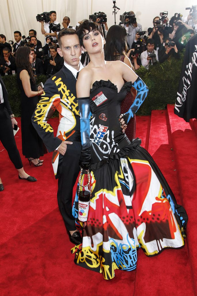 MET Gala 'China- Through The Looking Glass'_169