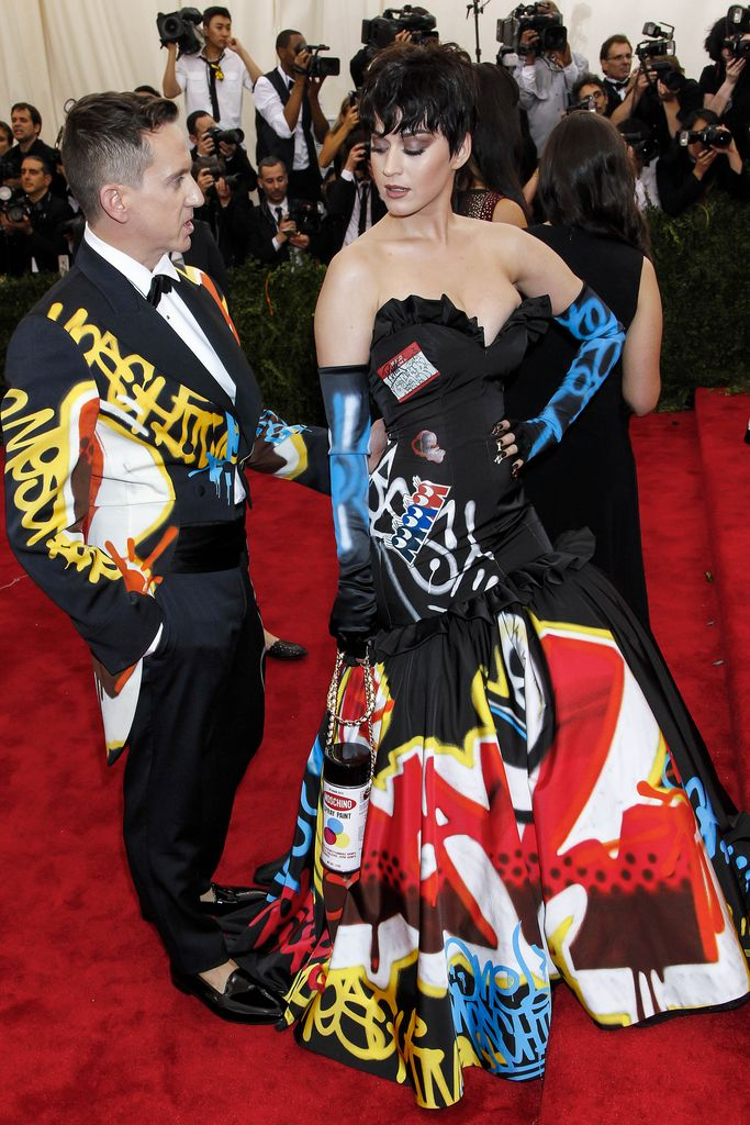 MET Gala 'China- Through The Looking Glass'_171