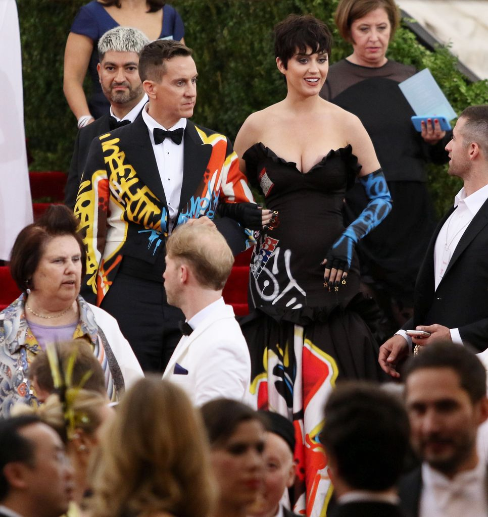 MET Gala 'China- Through The Looking Glass'_173