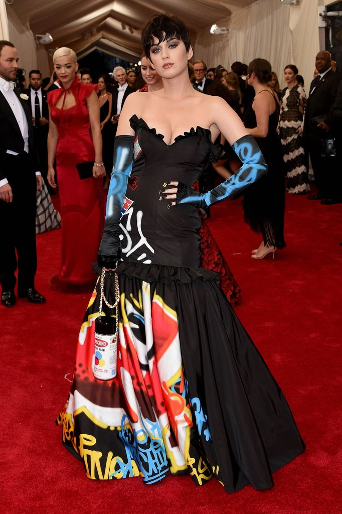 MET Gala 'China- Through The Looking Glass'_176