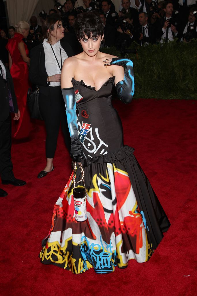 MET Gala 'China- Through The Looking Glass'_179