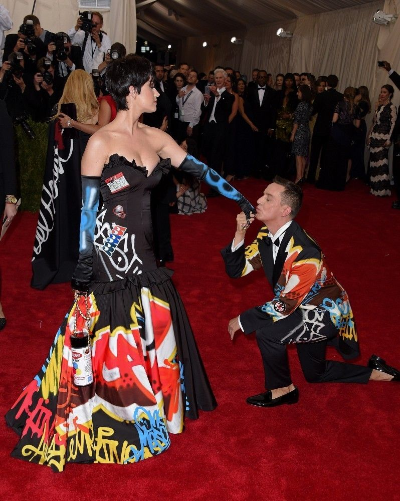 MET Gala 'China- Through The Looking Glass'_182