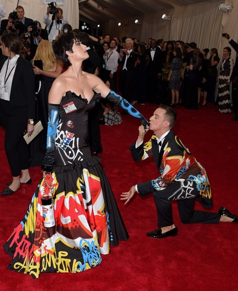 MET Gala 'China- Through The Looking Glass'_187